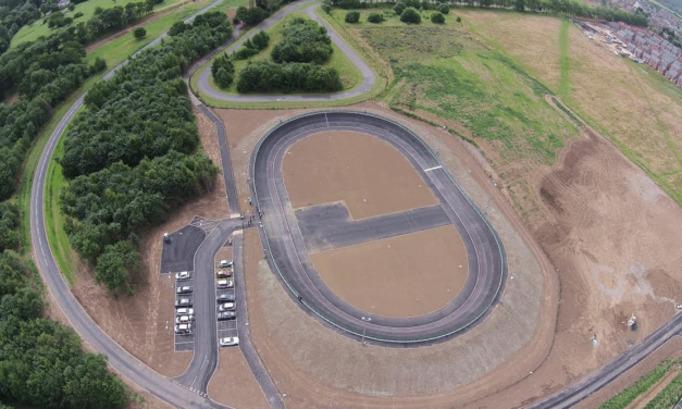 Velodrome Launches New Era of Cycling in Middlesbrough