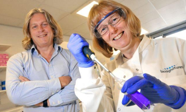 Biotech Company Opens Laboratory at North East BIC