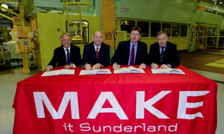 IAMP (International Advanced Manufacturing Park) is 'Nationally Significant'