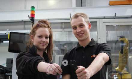 Innovating Apprenticeships Save Nifco Cash