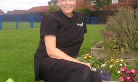 Local Nursery Deputy Manager represents Teesside in National Industry Awards