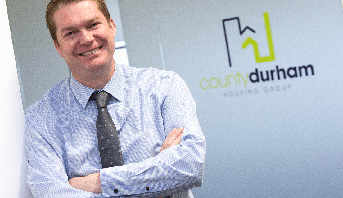 Housing Group is assured Great things from latest Recruit