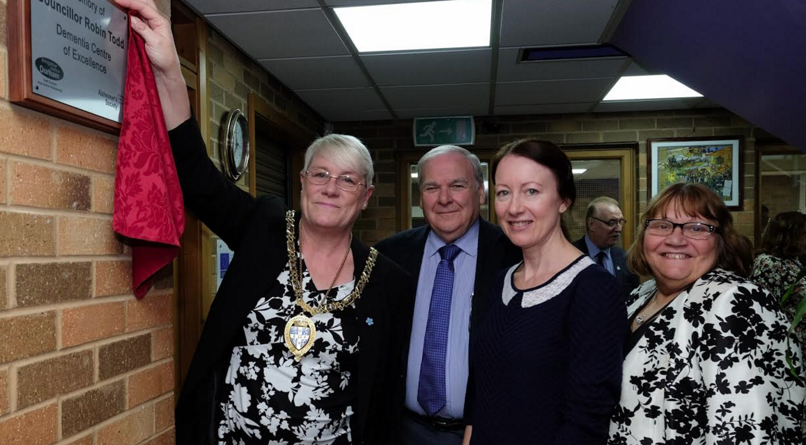 Opening of Dementia Centre of Excellence