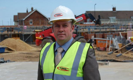 Gus Robinson Developments Ltd plays a part in breathing new life into Wingate