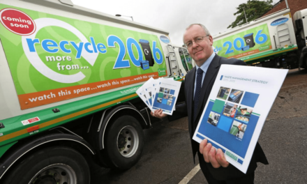 New Recycling Service on the way