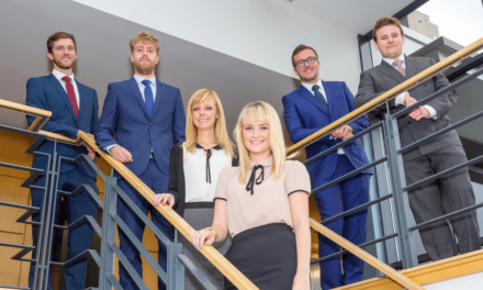 Baker Tilly North East welcomes eight new Trainees