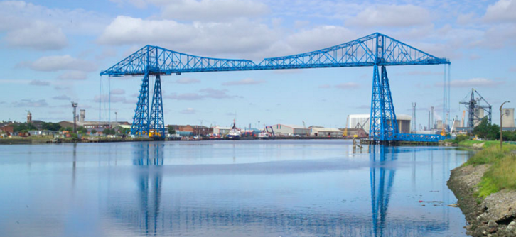 Girlguiding Cleveland joins with Transporter Bridge for anniversary celebrations