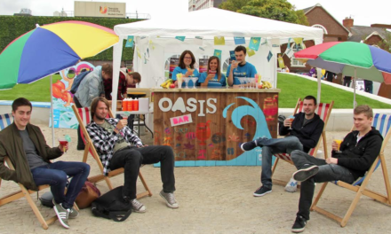 Refreshing Mocktails take Freshers' Fortnight by Storm
