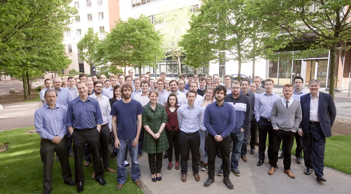 Growing Tech Firm Celebrates Major Milestone