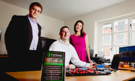 Fixed on expansion: Computer Repair Company secures £7,000 Microloan