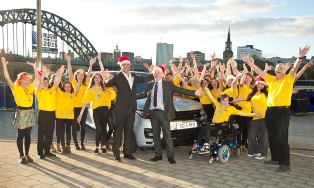 Benfield gives its Christmas presence to support Teenage Cancer Trust concert