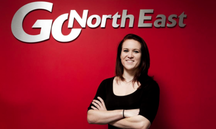 Sophie becomes youngest-ever Depot Manager at Go North East