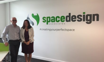 More Space needed for Expanding Design Company