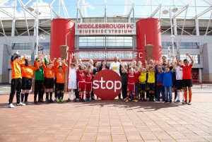 Stoptober 2015 Middlesbrough Pic 2