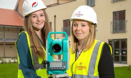 Graduates join Growing Construction Company