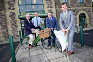 Green Agriculture Acquired by Carrs Billington Agriculture to support growth aspirations