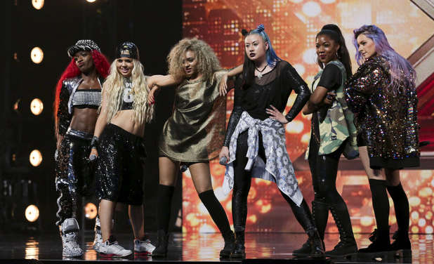 X Factor 2015 Audition Show Three