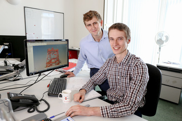 Graduate Engineers secure full time employment with OSBIT Power after completing placements