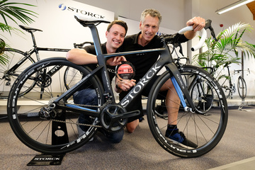 Storck Bicycles 'claims the yellow jacket' with award win & healthy growth figures