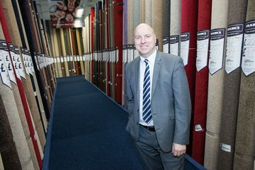 Do you love carpets, too? Frank searches for apprentices