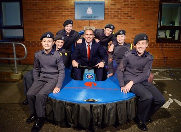 Icon Plastics secures future of hovercraft for Royal Air Force Air Cadet Squadron
