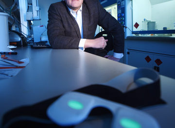PolyPhotonix CEO Richard Kirk to make keynote speech at new NHS innovation centre