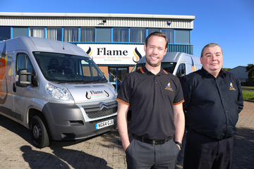 Flame expands into new head office to support growth