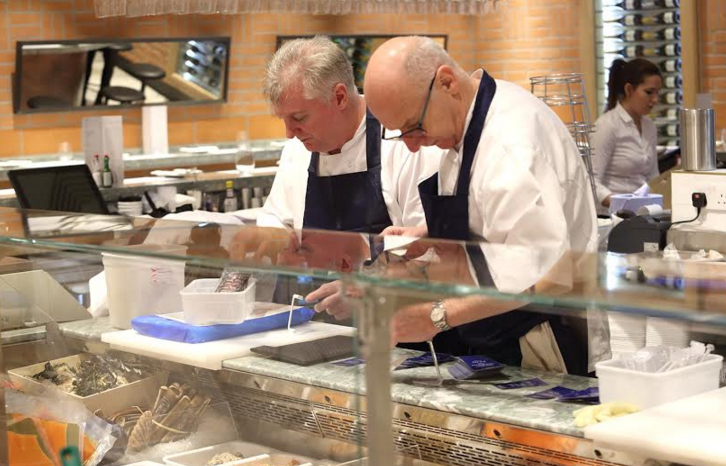 Terry Laybourne Opens Fishmonger and Fish Bar