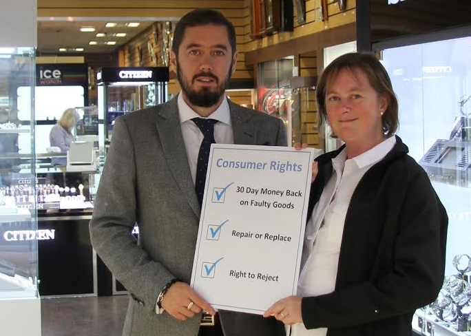 Businesses urged to Train Staff on New Consumer Laws