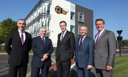 Northern Powerhouse Minister Officially Opens Stockton's Technology Hive