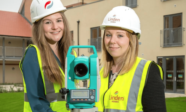 Linden Homes supporting Women in Property Student Awards 2016