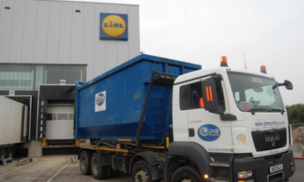 J&B Recycling helps supermarket giant