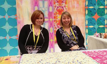 Art & Design College joins Exclusive group invited to showcase Talent at International Textiles Trade Show
