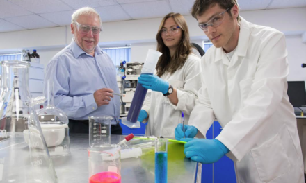 North East chemical specialists secure patent after leading-edge research on new stem cell compounds