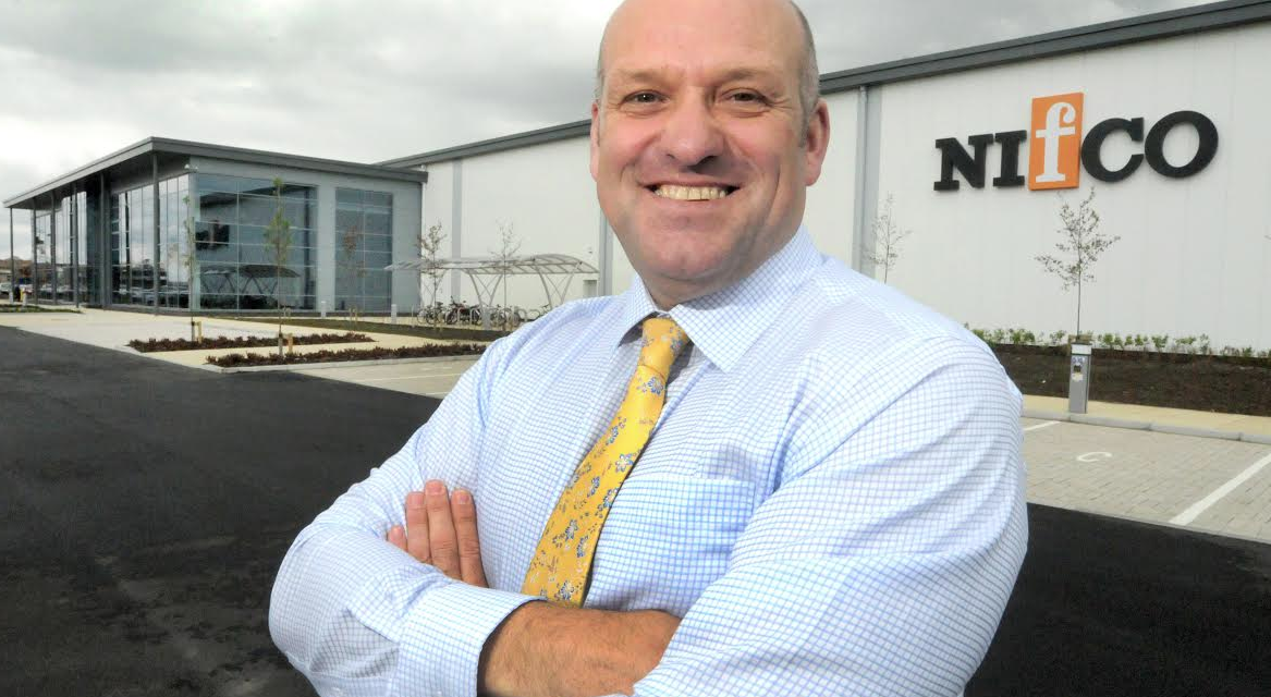 Nifco team find new careers… at Nifco