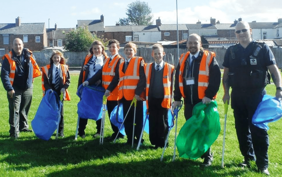 Wingate environmental campaign proves a success