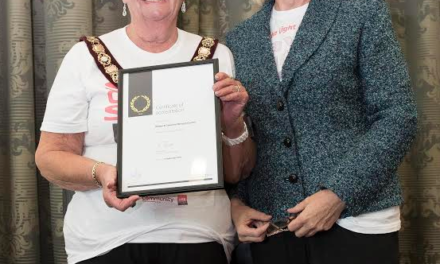 Investors in People award Gold to Redcar & Cleveland Borough Council