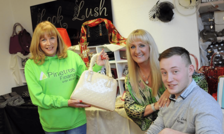 Young North East Business Owner Expands Beauty Empire