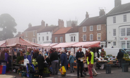 Stokesley's first food week hailed huge success