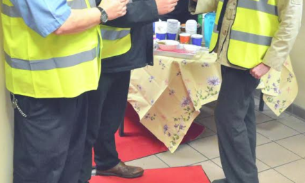 Bus Company gives staff the red carpet treatment to say Thanks