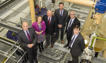 NECC 'Greats' give their backing to the North East's new £20m skills training centre