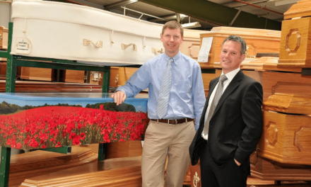 Coffin maker praises role of investment capital after breaking £10m turnover barrier