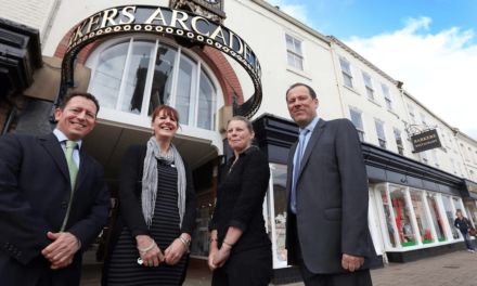Four Lettings Improve the Retail Mix at Barkers Arcade in Northallerton