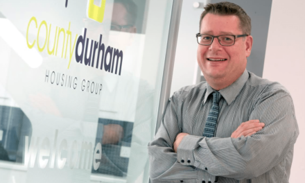 Colin is Asset to Housing Group