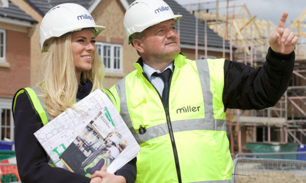 Miller Homes to create new homes at Shiney Row Campus