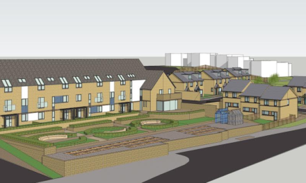 Work starts on vital supported  housing developments