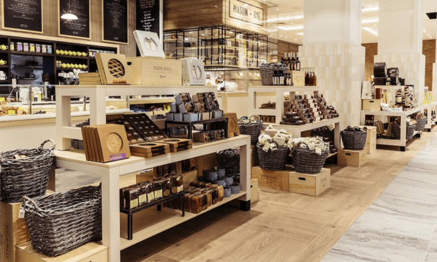 Fenwick Food Hall redevelopment reveals a world-class dining and retail experience