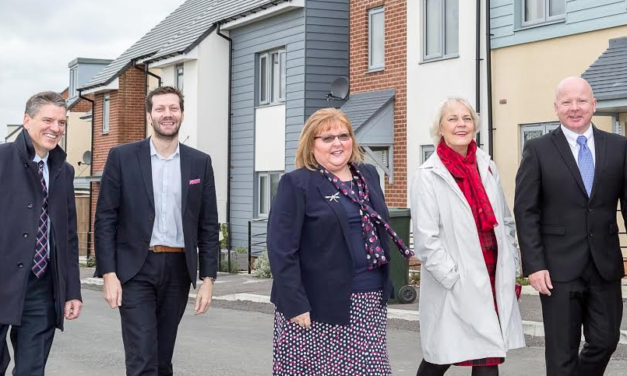 Planning expert praises The Rise in Scotswood