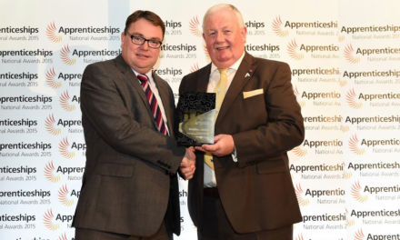 George's commitment to apprenticeships recognised by regional award