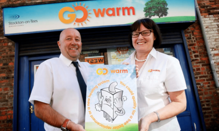 North East boiler scheme heating up for vulnerable people